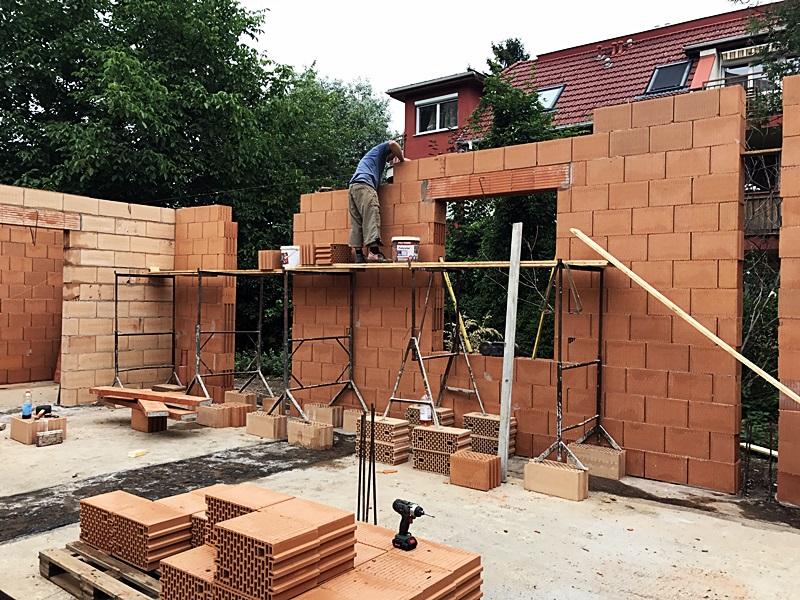 Passzívház építés