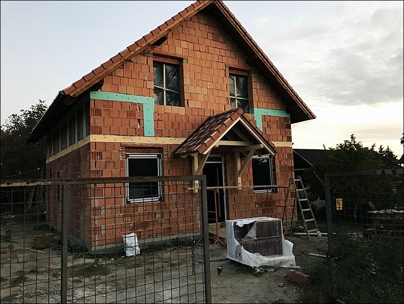 Családi házépítés projektIMG_4644